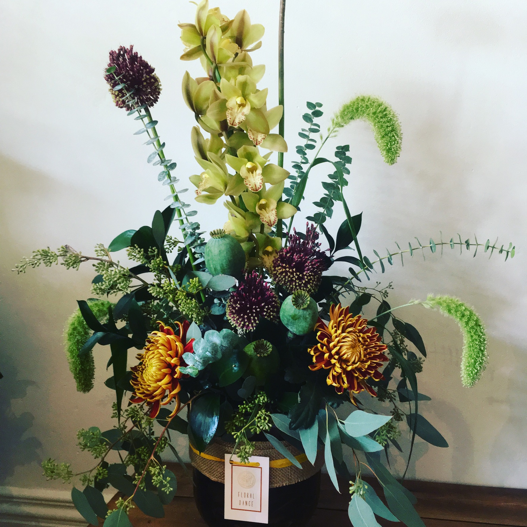 Flowers for the Wheatley Arms