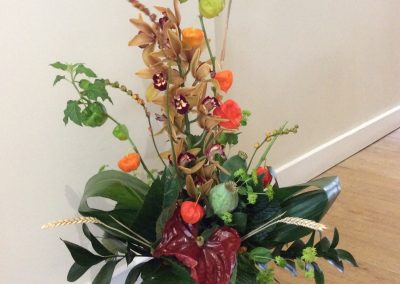 Flowers for Barnetts Hair Salon