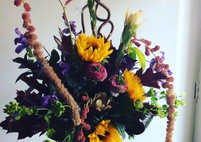 Flowers for Barnet