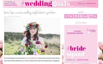 In the Press: Brides Up North
