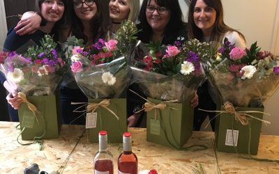Hen Party – Floral Workshop