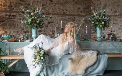 Tales of Turquoise – Styled Shoot